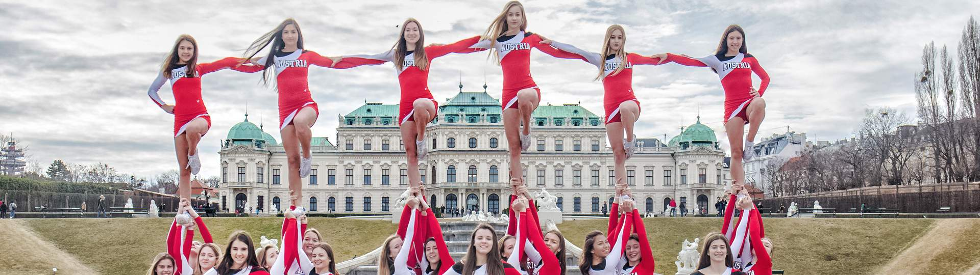 Team Austria Cheerleading Juniors Nutville Photography