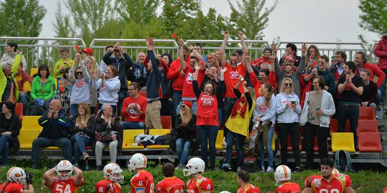 Invaders Fans