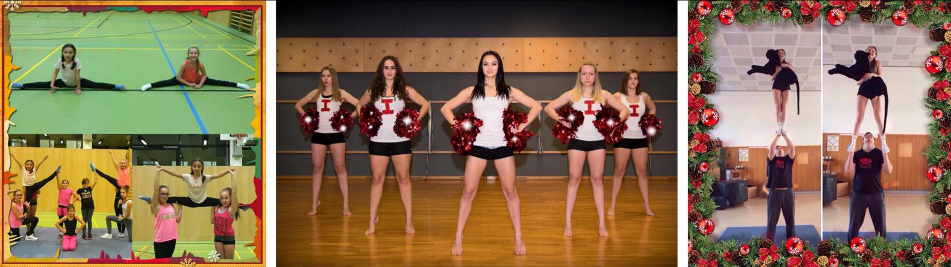 Cheerleader Adventskalender