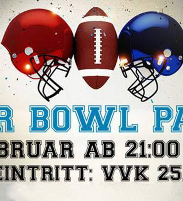 MEGA Super Bowl Party im Megaplex St. Pölten