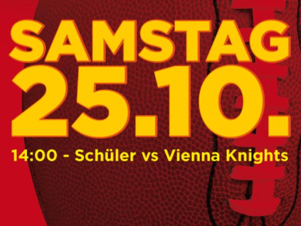 Letztes Heimspiel der U15 - 25.10. 14 Uhr