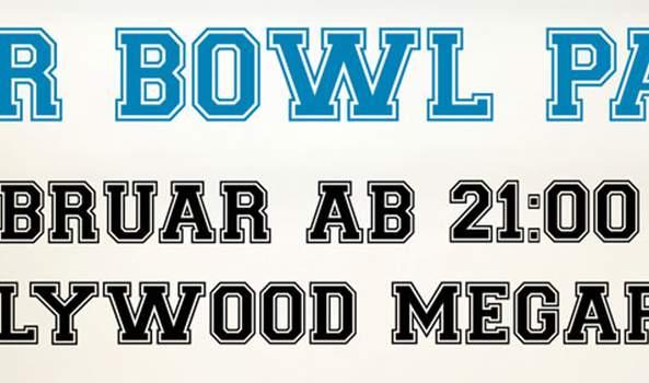 Mega Super Bowl Party