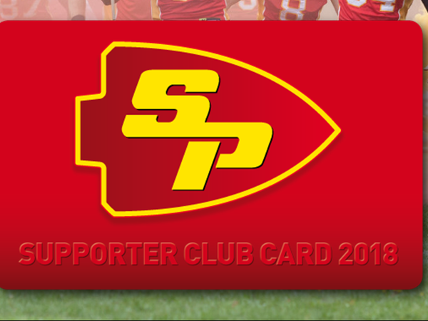 Die Supporter Club Card 2018 ist da!