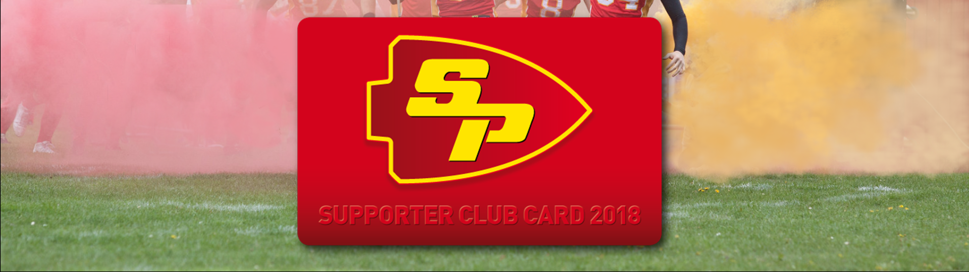 Supporter Club Card 2018