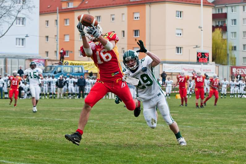 Invaders Silverbowl und AFL
